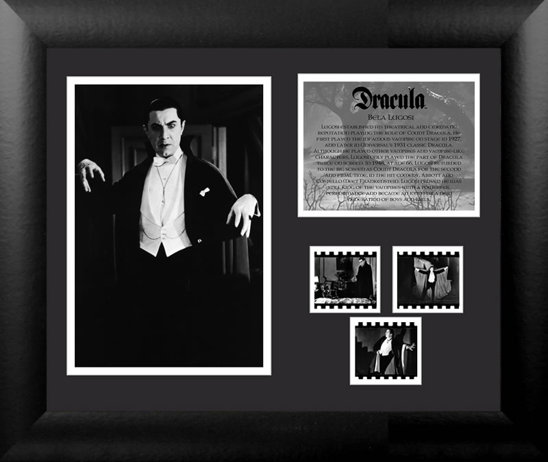 FilmCells Bela Lugosi as Dracula Double Cell USFC2424