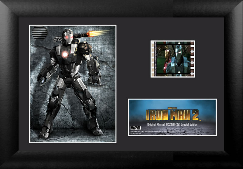 FilmCells Iron Man 2 Movie War Machine (S2) Minicell USFC5376