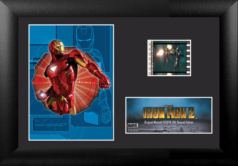 FilmCells Iron Man 2 Movie (S4) Minicell USFC5378