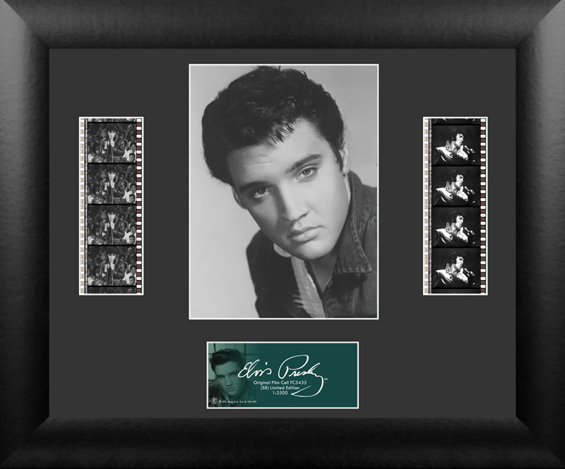 FilmCells Elvis Presley (S8) Double Cell USFC5435