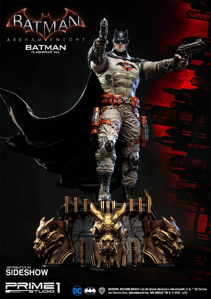 Prime 1 Studio DC Comics Batman Flashpoint Version Statue