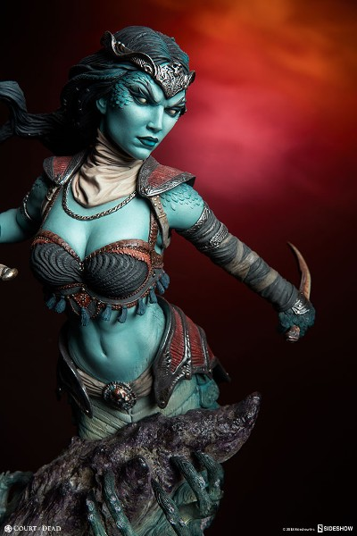 Preorder Sideshow Court of the Dead Gallevarbe Premium Format