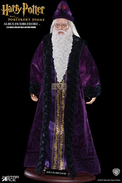Star Ace Toys Harry Potter Albus Dumbledore Sixth Scale Figure