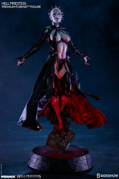 Preorder Sideshow Hellraiser Hell Priestess Premium Format