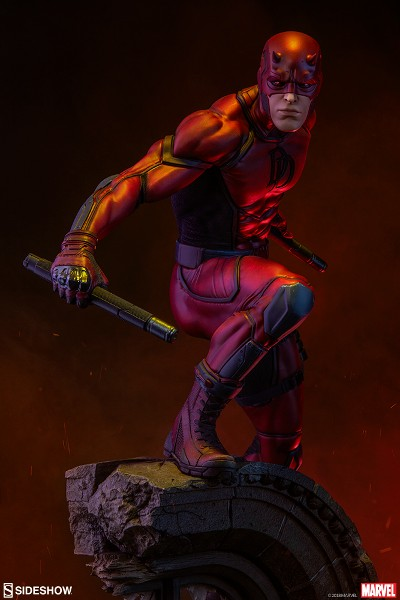 Preorder Sideshow Collectibles Marvel Daredevil Premium Format