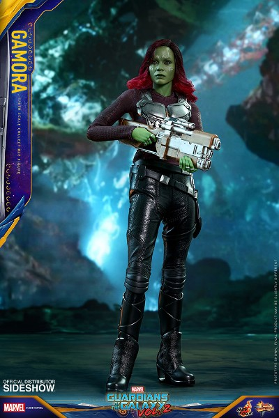 Preorder Hot Toys Marvel Guardians of the Galaxy 2 Gamora Figure