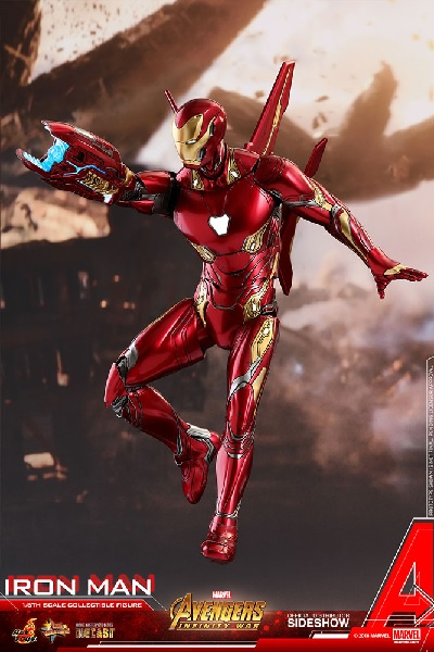 Preorder Hot Toys Marvel Avengers Infinity War Iron Man Figure