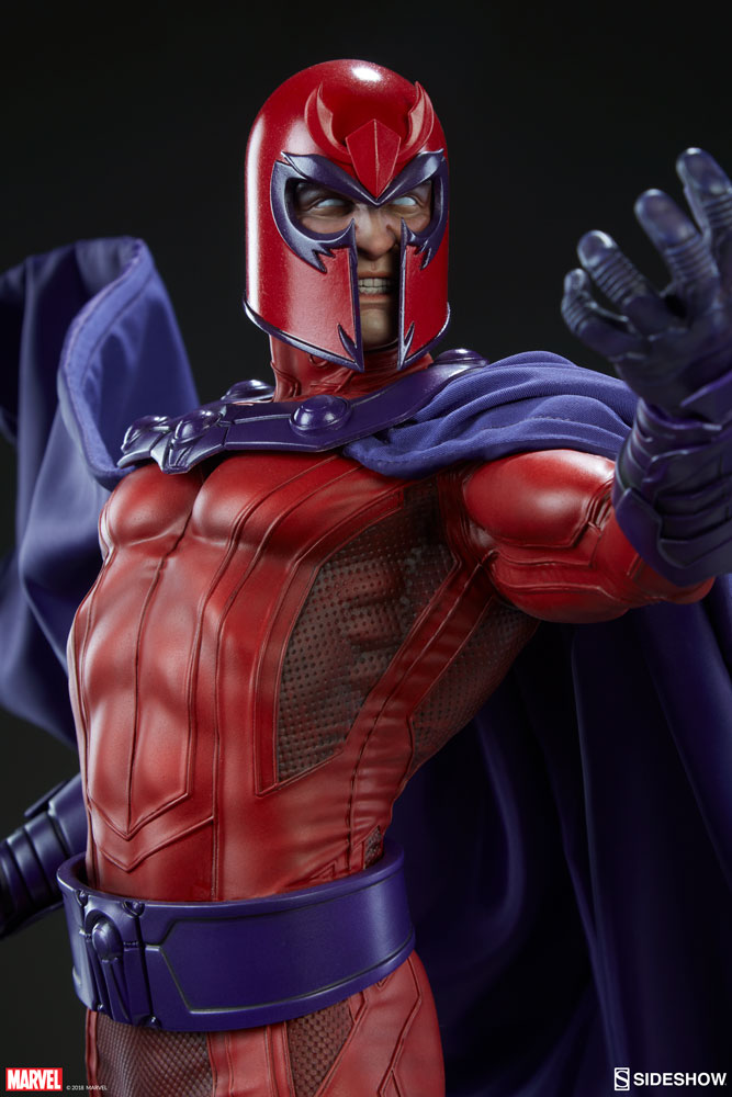 Preorder Sideshow Collectibles Marvel Magneto Maquette