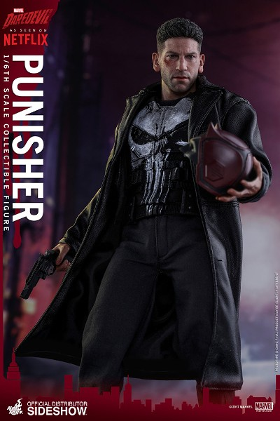 Preorder Hot Toys Marvel The Punisher Sixth Scale Figure