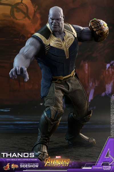 Preorder Hot Toys Marvel Avengers Infinity War Thanos Figure