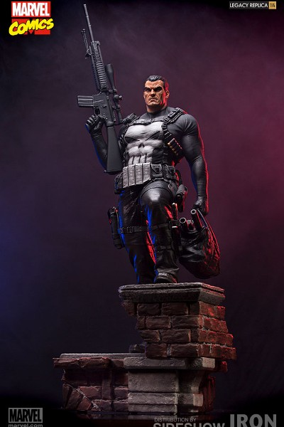 Iron Studios Marvel The Punisher Legacy Replica Statue