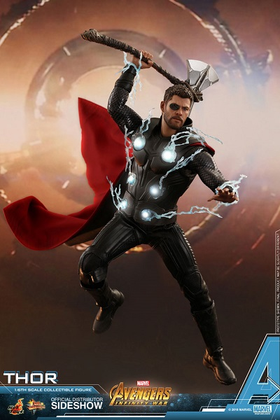Preorder Hot Toys Marvel Avengers Infinity War Thor Figure