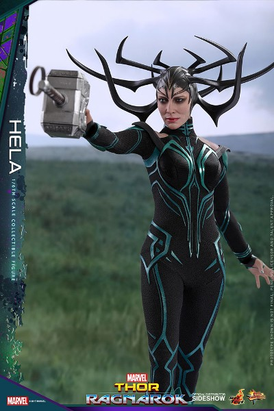 Preorder Hot Toys Marvel Thor Ragnarok Movie Hela Figure