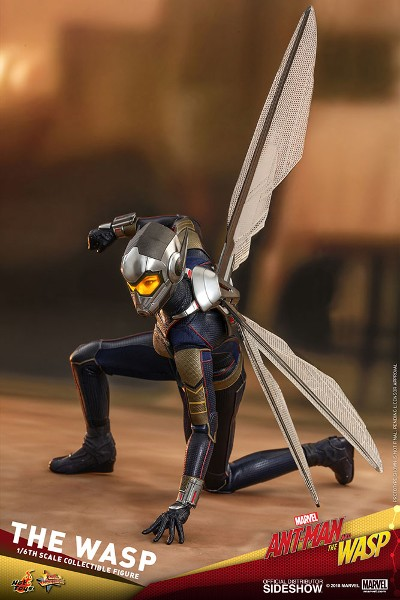 Preorder Hot Toys Marvel Ant-Man and the Wasp Movie Wasp Figure