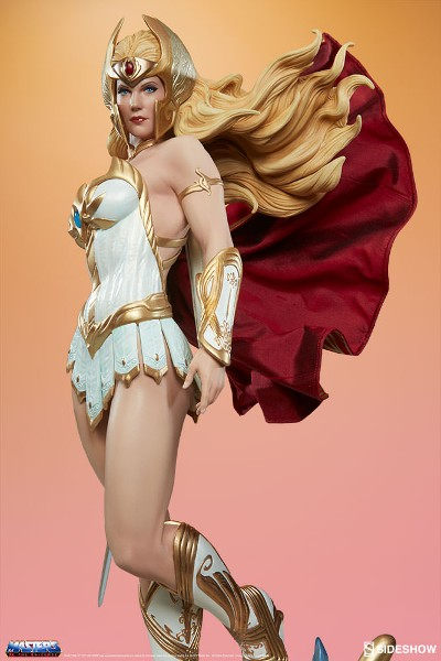 Preorder Sideshow Masters of the Universe She-Ra Statue