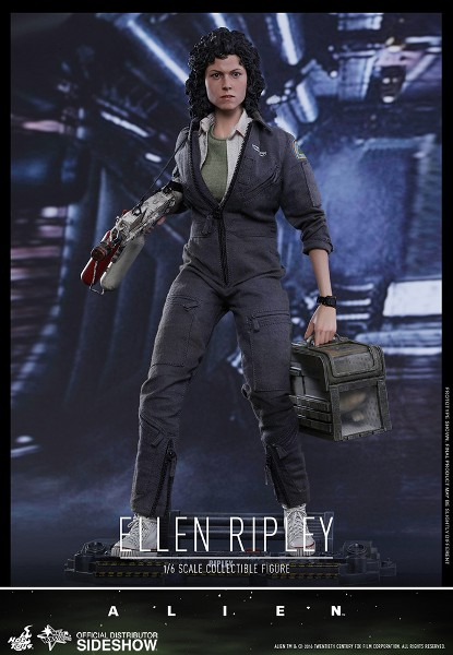 Preorder Hot Toys Alien Ellen Ripley Sixth Scale Figure