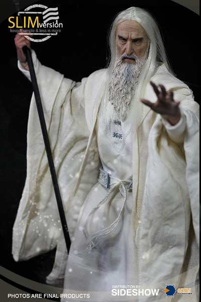 Asmus Toys The Lord of the Rings Saruman The White Slim Figure