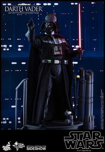 Preorder Hot Toys Star Wars Empire Strikes Back Darth Vader
