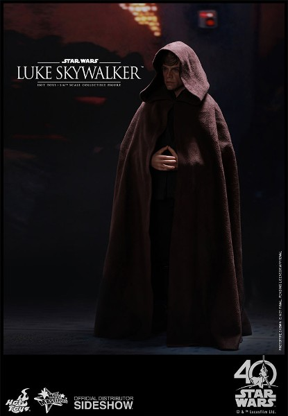 Preorder Hot Toys Star Wars Return of the Jedi Luke Skywalker
