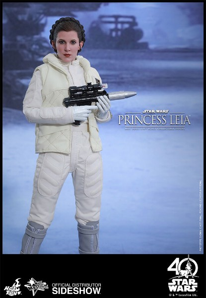 Preorder Hot Toys Star Wars Empire Princess Leia Figure