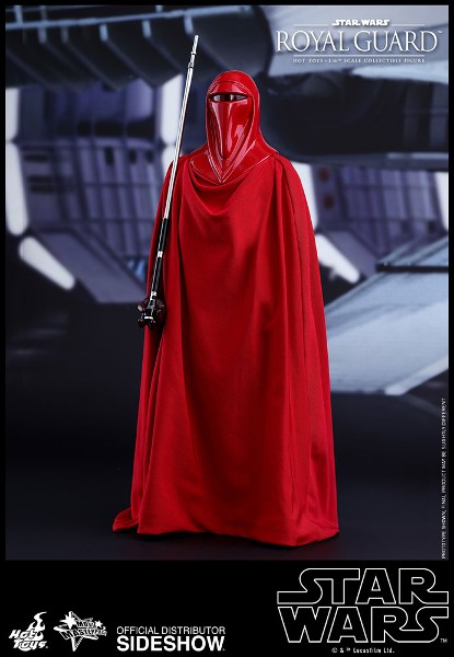 Preorder Hot Toys Star Wars Royal Guard Sixth Scale Figure