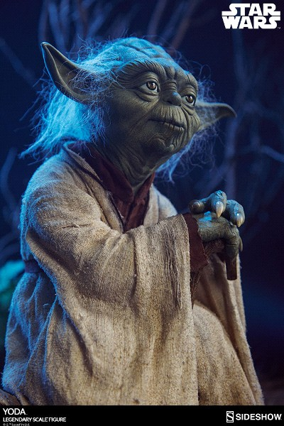 Preorder Sideshow Star Wars Yoda Legendary Scale Figure