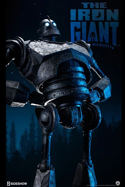 Preorder Sideshow Collectibles The Iron Giant Maquette