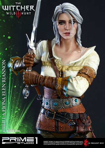 Preorder Prime 1 Studio The Witcher 3 Wild Hunt Ciri of Cintra